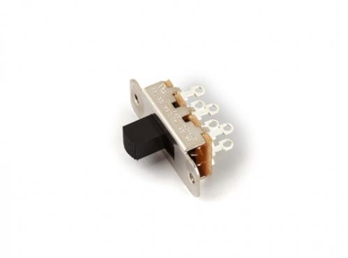 Fender Switch Slide SS 50 DP, 2-Wege Schalter für E-Gitarre