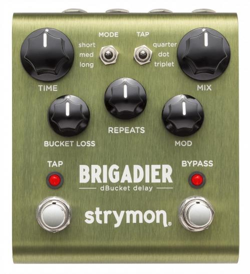Strymon Brigadier delay Effekt