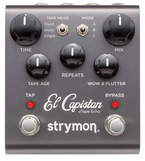 Strymon El Capistan delay Effekt