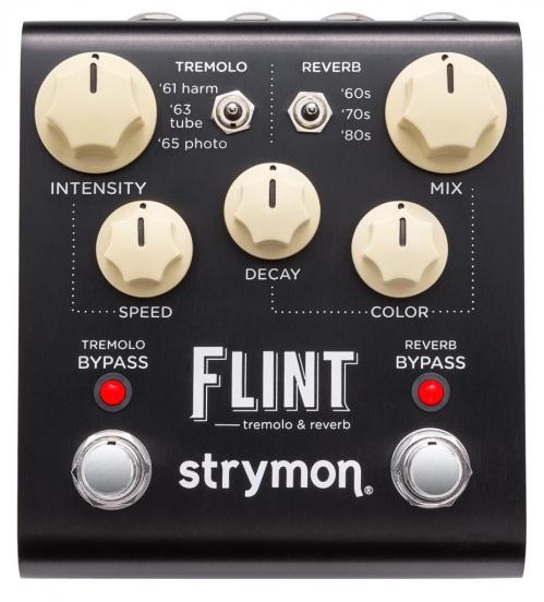 Strymon Flint tremolo & reverb Effekt