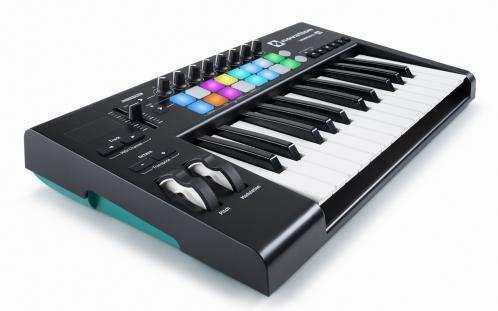 Novation Launchkey 25 MKII Controller-Tastatur