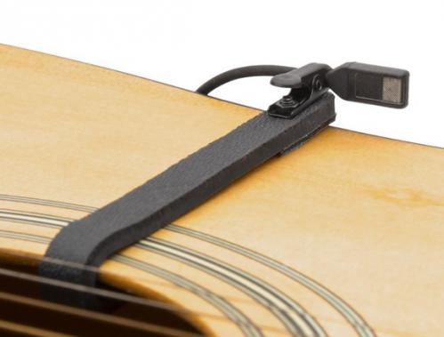 Countryman I2CH10XLR-GKIT Miniaturmikrofon für Gitarre