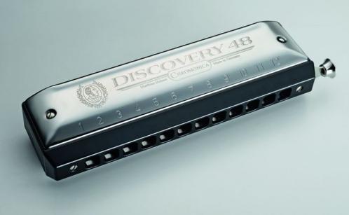Hohner 270/48-C Discovery Mundharmonika