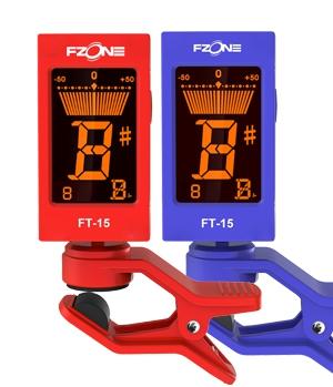 Fzone FT 15BL chromatischer Stimmgerät