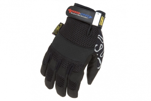 Dirty Rigger Venta-Cool Summer technician gloves, Size: L