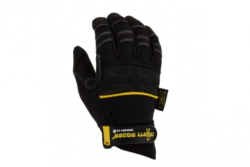 Dirty Rigger Comfort Fit technician gloves, SIze: L