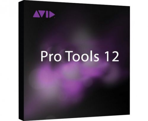 Avid Pro Tools 12 Computerprogramm