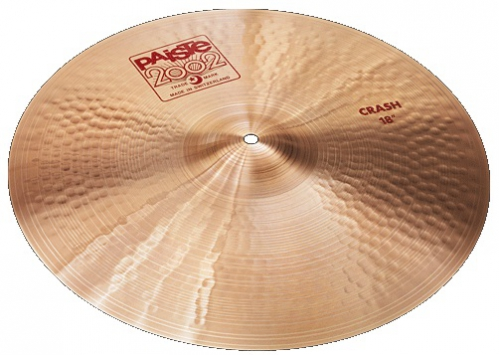 Paiste 14″ 2002 Crash Becken