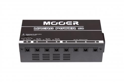 Mooer MPS8 Macro Power Netzteil