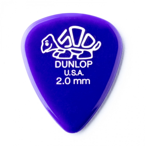 Dunlop 4100 Delrin Plektrum