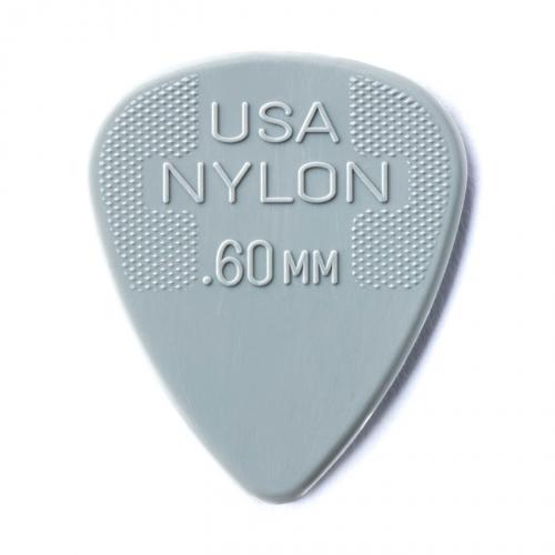 Dunlop 4410 Nylon Standard Plektrum