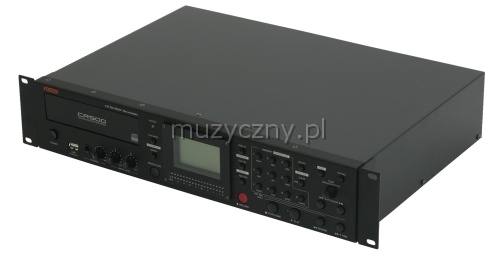 Fostex CR500 Recorder