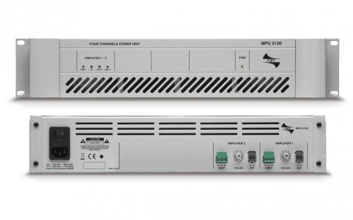 FBT MPU 2120 wzmacniacz mocy linii 100V