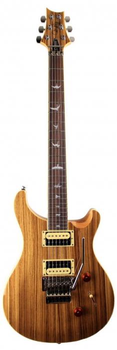 PRS 2017 SE Custom 24 Floyd Zebrawood - gitara elektryczna, edycja limitowana