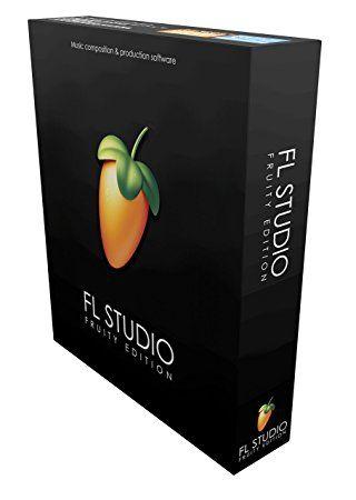 Image Line FL Studio Fruity Loops 20 Fruity Edition program komputerowy, wersja pudełkowa