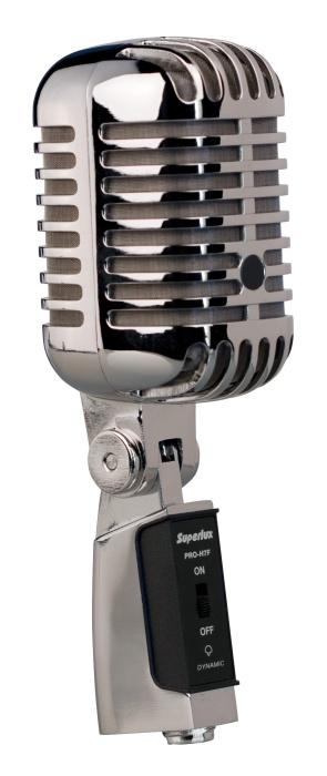 Superlux PRO-H7F MkII mikrofon dynamiczny