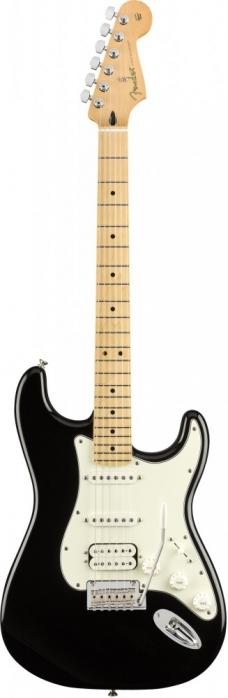Fender Player Stratocaster HSS MN, Polar White E-Gitarre