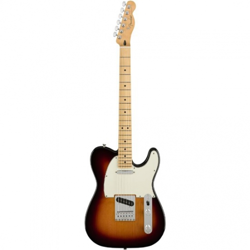 Fender Player Telecaster 3TS 3 Color Sunburst, podstrunnica klonowa