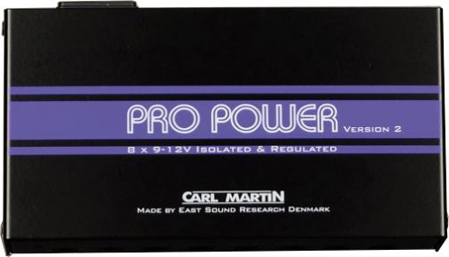 Carl Martin Propower V2 multi power supply