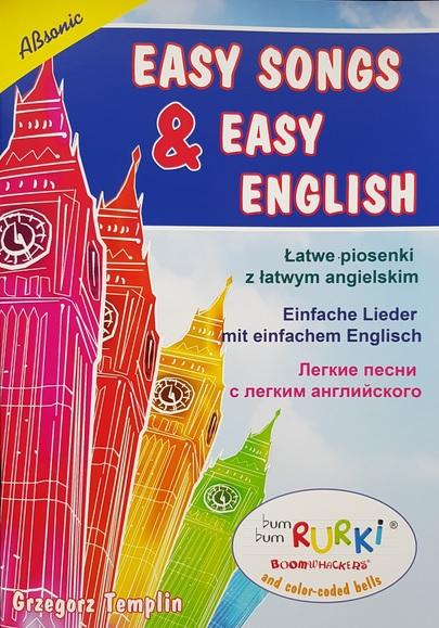 AN Easy Songs & Easy English na Bum Bum Rurki