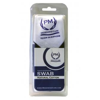 PM Woodwind Care Tenor Sax Swab Reinigungshilfe für Saxophone