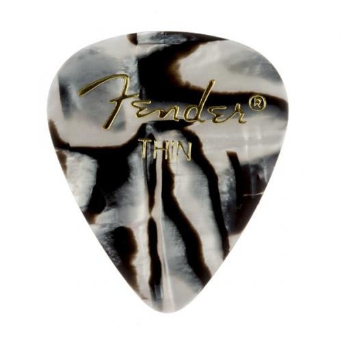 Fender Zebra Thin Celluloid