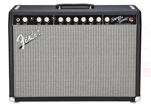 Fender Super Sonic 22 E-Gitarren Combo