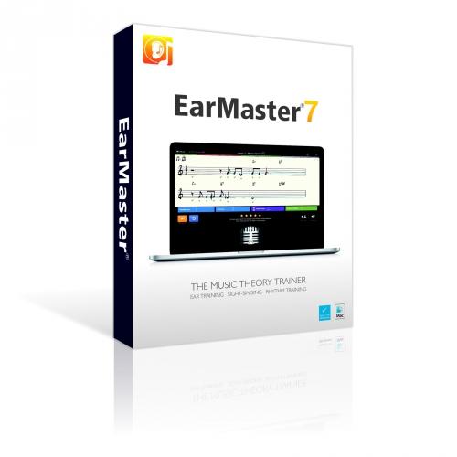 EarMaster Pro 7 program komputerowy