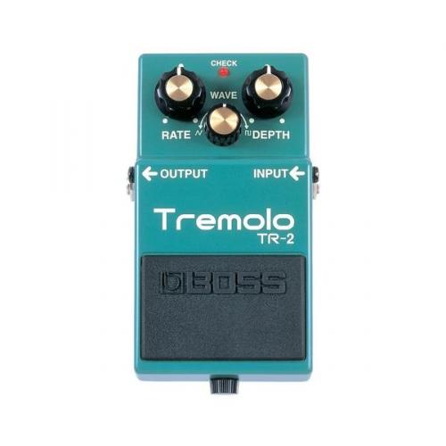 BOSS TR-2 Vintage Tremolo Gitarreneffekt