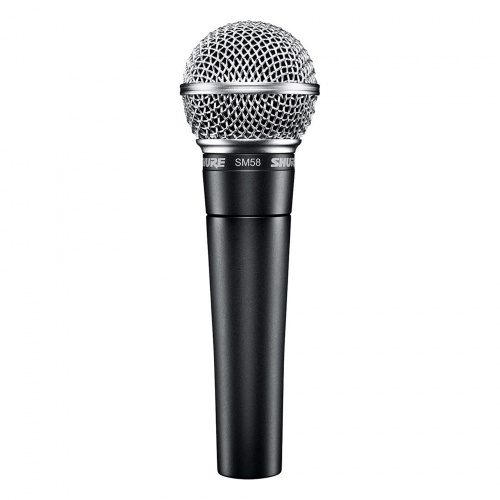 Shure SM 58 LCE dynamisches Mikrofon