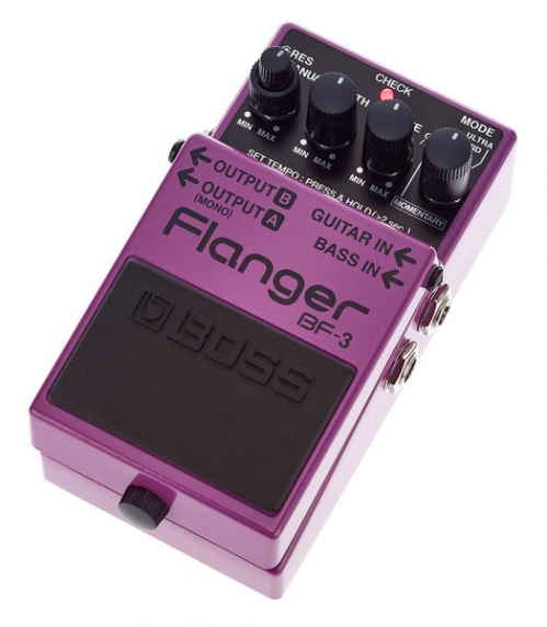 BOSS BF-3 Flanger Gitarreneffekt