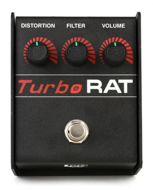 ProCo Turbo Rat Gitarreneffekt
