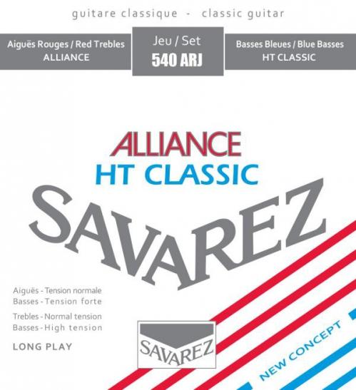 Savarez 540ARJ Alliance HST Saitensatz für klassische Gitarre