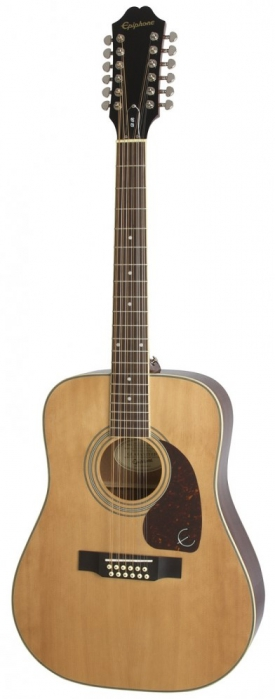 Epiphone DR 212 NA akustische Gitarre