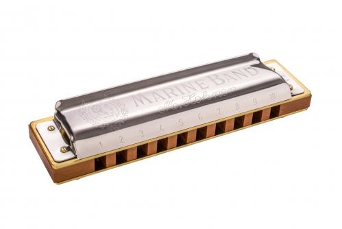 Hohner 1896/20MS-D MarineBand Mundharmonika