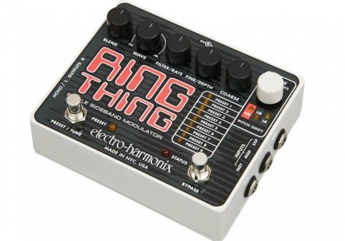 Electro Harmonix Ring Thing Single Sideband Modulator r Effekt