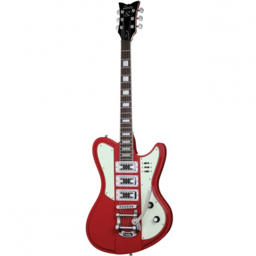 Schecter Ultra III Vintage Red electric guitar