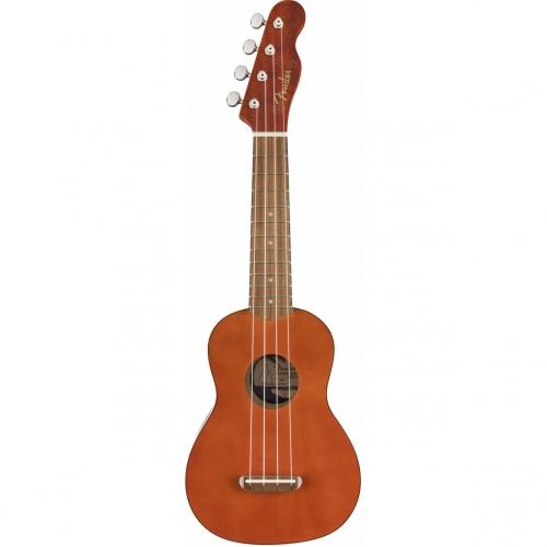 Fender Venice Natural Soprano Ukulele