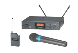 Audio Technica ATW-2110 drahtloses System