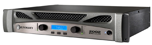 Crown XTI 2002 power amplifier