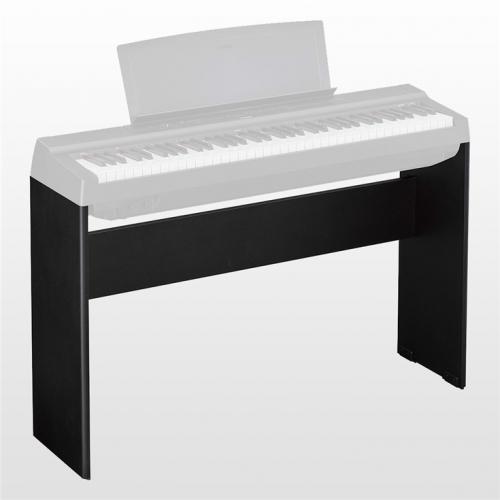 Yamaha L121 B piano stand for Yamaha P121, black