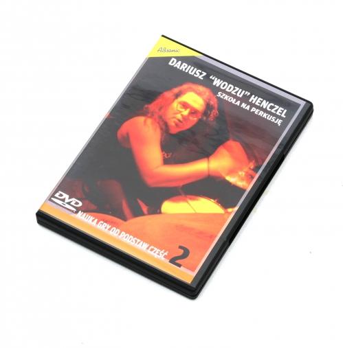 AN Henczel Dariusz ″Szkoła na perkusję DVD2″
