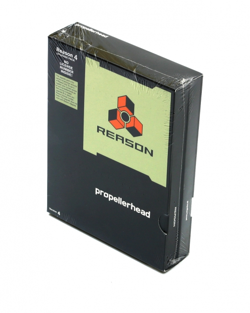 Propellerhead Reason 4 Update Computerprogramm