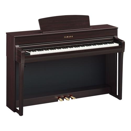 Yamaha CLP 745 R Clavinova pianino cyfrowe (kolor: rosewood / palisander)