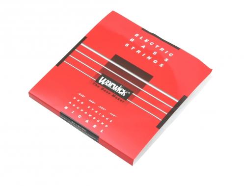 Warwick 46210 Red Lab Nickel Saiten für Bassgitarre