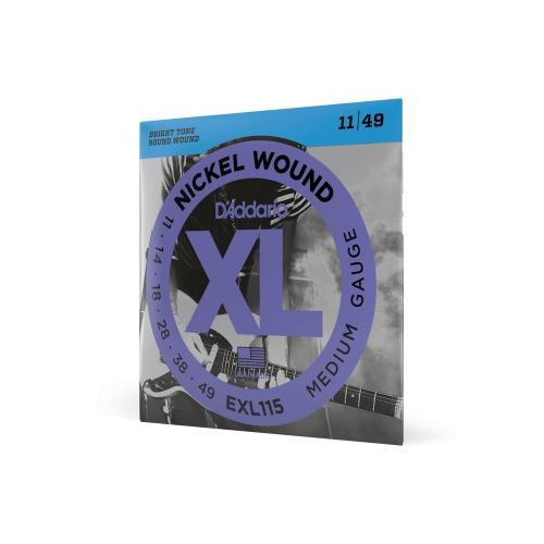 D′Addario EXL 115 Saiten für E-Gitarre
