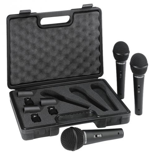 Behringer XM1800S Mikrofonset