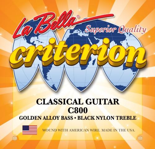 LaBella C800 Criterion Saitensatz für klassische Gitarre