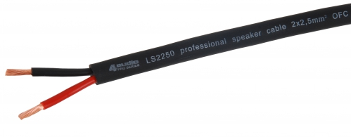 4Audio LS2250 Lautsprecherkabel