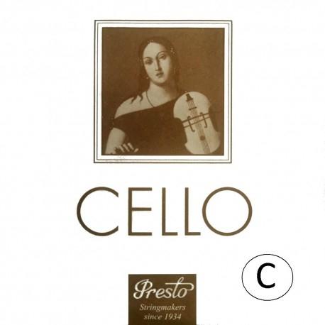 Presto Cello C Saite für Cello